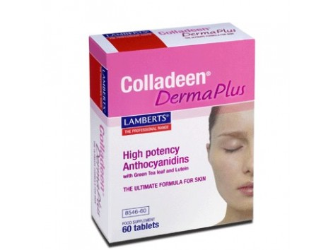 Lamberts Colladen Derma Plus (Vitality of the skin) 60 tablets.