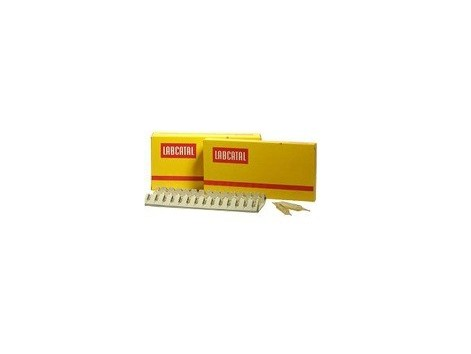 Labcatal 18 (zinc) (endocrine system) 28 ampoules.