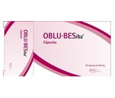 Zolich Oblu-Bes (intervening in weight control diets) 60 caps.