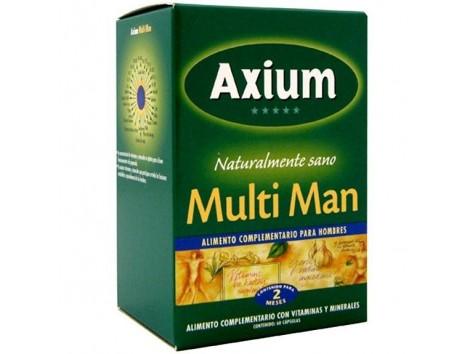 Multi Ultravit Man (male metabolism) 60 pearls.