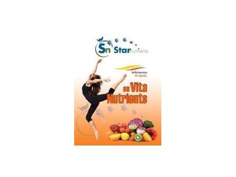 Star Nutrients Vitanutrients 60 capsules.