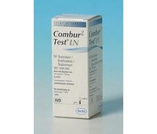 Combur 2 LN 50 Test strips