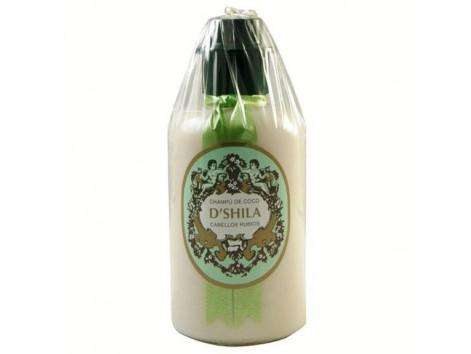 Coco D'Shila blond hair shampoo (Revitalising and lightening) 30