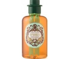 D'Shila Laurel Shampoo scalp hair gel 300ml suffocated.