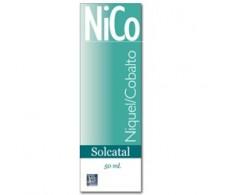Socatal Ynsadiet Nickel Cobalt (digestive) 50ml.
