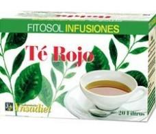 Fitosol Ynsadiet Teas Red Tea (Pu-Eh) 20 filters.