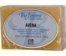 Ynsadiet Bio Femme Oatmeal Soap (for irritated skin) 100 grams.