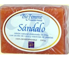 Bio Femme Ynsadiet Sandalwood Soap 100 grams.