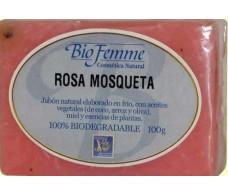 Bio Femme Ynsadiet Rosehip Exfoliating Soap 100 grams.