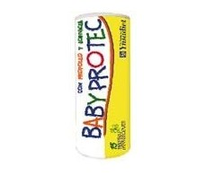 Ynsadiet Baby Protec 15 effervescent tablets.