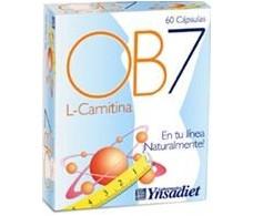 Ynsadiet OB7 L-Carnitine (Fat Burner) 60 capsules.