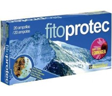 Ynsadiet Fitoprotec with Echinacea 20 ampoules.