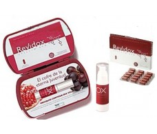 OX Chest Revidox Stilvid, 30 Capsules + Gift Ox Antioxidant Eye.