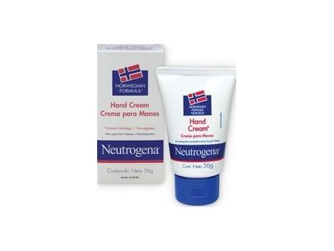 Neutrogena Norwegian Formula ® Hand Cream 50ml perfume.