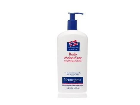 Neutrogena Norwegian Formula Body Lotion Sensitive Dry Skin 400m