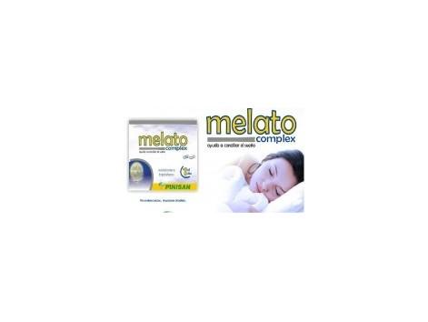 Melato Pinisan Complex (Melatonin 1.9 mg) 30 capsules.