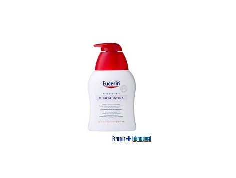 Eucerin Higiene Intima diaria 250ml.