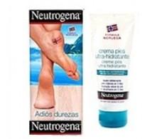 Neutrogena Crema Hidratante 100ml (pies secos y agrietados).