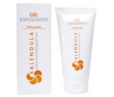 Kalendula Oily Skin Scrub Gel 150ml.