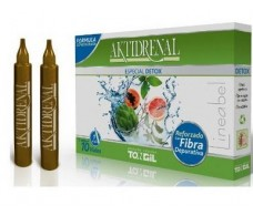 Aktidrenal Especial Detox fibra depurativa 10 viales.